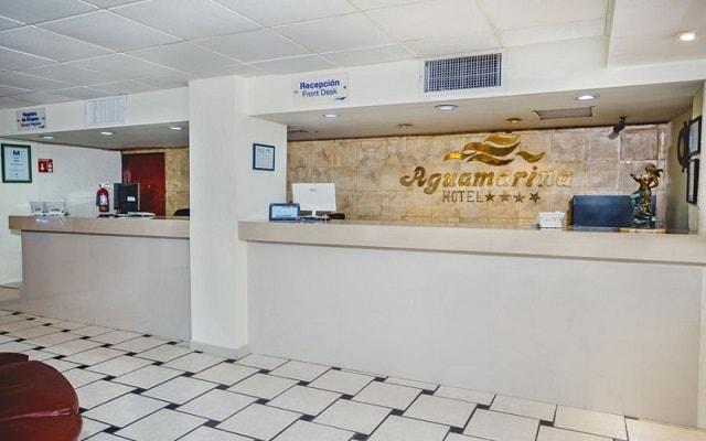 Hotel Aguamarina, atención personalizada desde el inicio de tu estancia