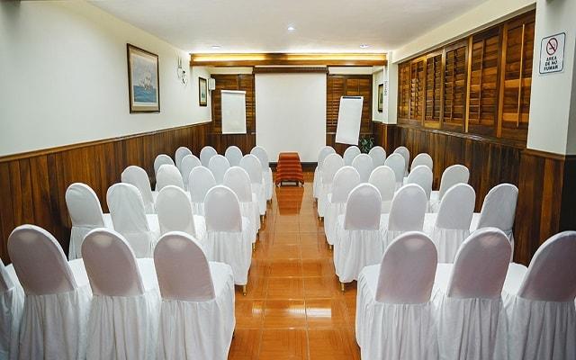 Hotel Aguamarina, salón de eventos