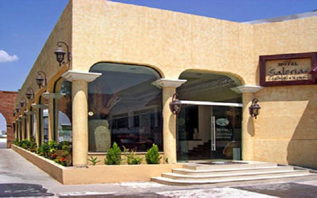 Hotel Aguascalientes en Aguascalientes Ciudad