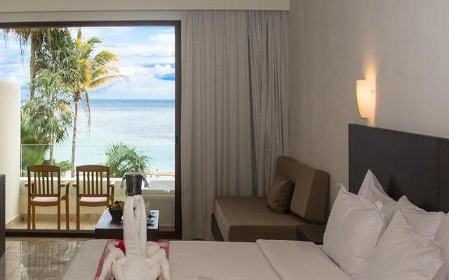 Hotel Akumal Bay Beach and Welness Resort, habitaciones bien equipadas