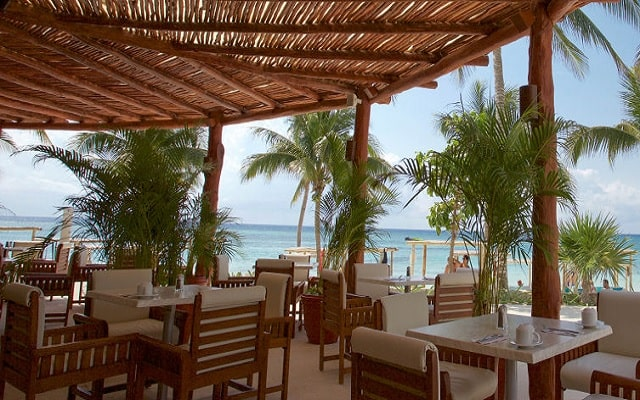 Hotel Akumal Bay Beach and Welness Resort, buen servicio