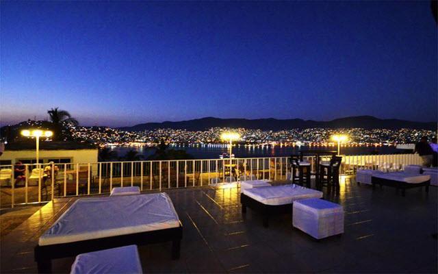 Hotel Alba Suites, hermosas vistas de la Bahía