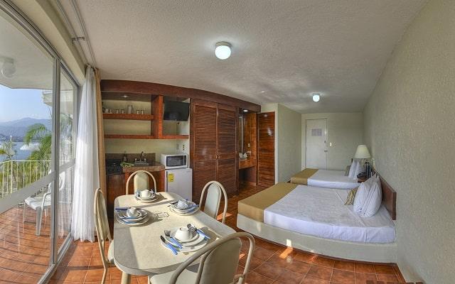 Hotel Alba Suites, habitaciones bien equipadas