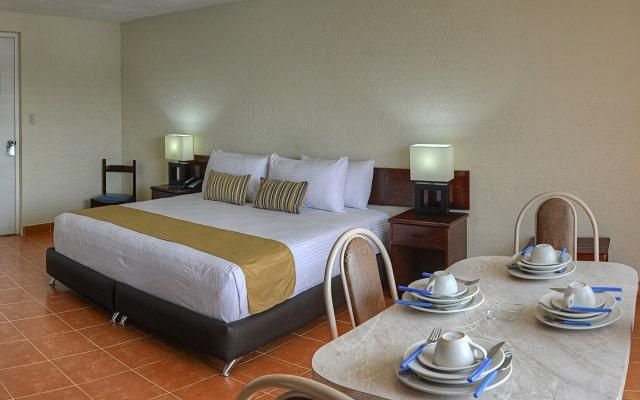 Hotel Alba Suites, ambientes únicos