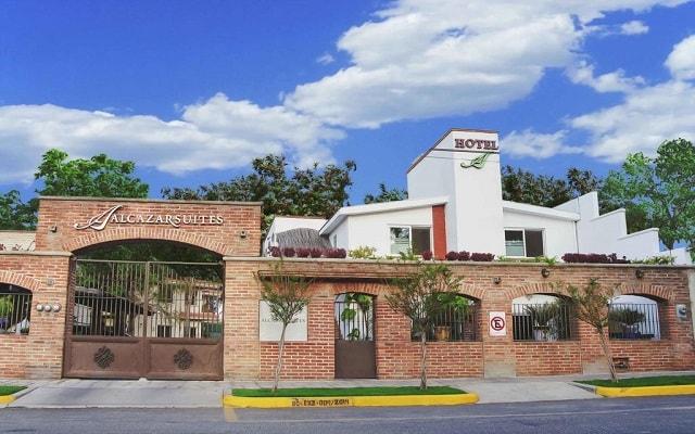Hotel Alcázar Suites en Zapopan