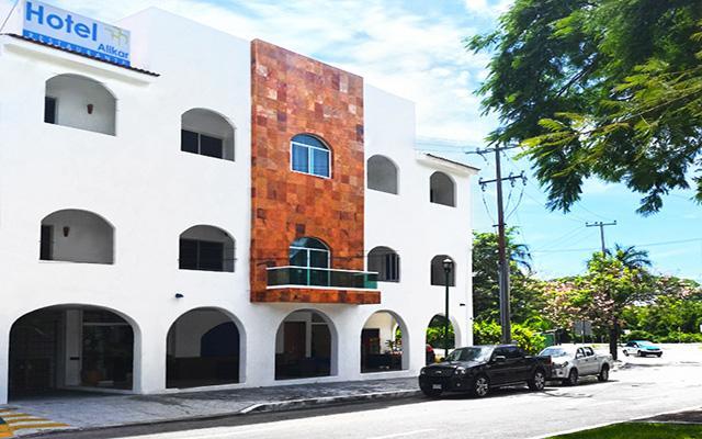 Hotel Alikar en Bahía Chahué