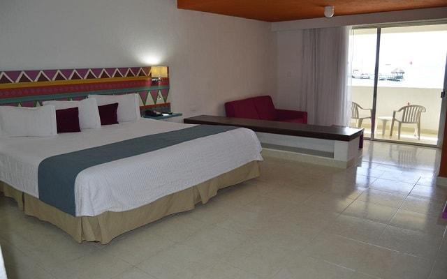 Hotel All Ritmo Cancún Resort and Waterpark, espacios diseñados para tu descanso
