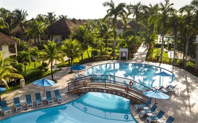Hotel Allegro Cozumel, disfruta de sus 5 albercas