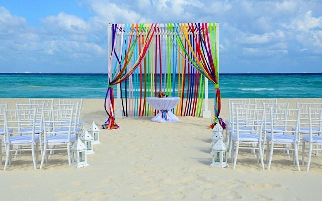 Hotel Allegro Cozumel, tu boda como la imaginaste