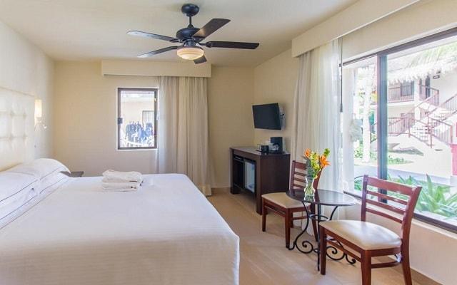 Hotel Allegro Cozumel, amplias y luminosas habitaciones