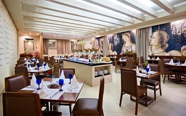 Hotel Allegro Cozumel, buena propuesta gastronómica