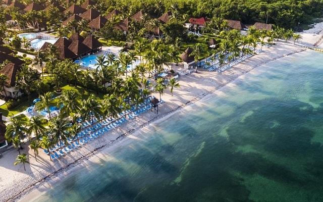 Hotel Allegro Cozumel, buena ubicación