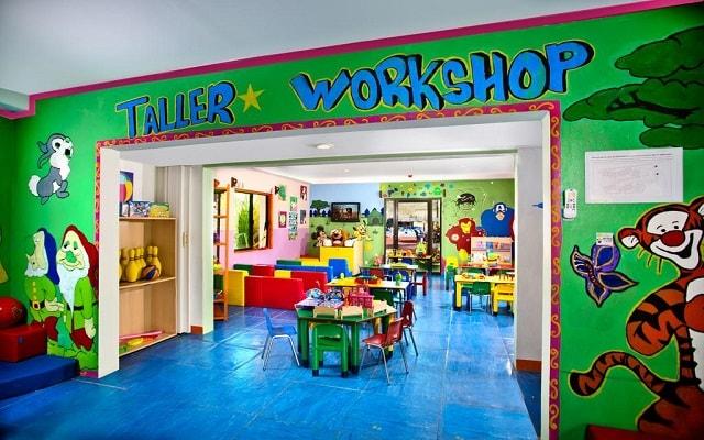 Hotel Allegro Cozumel, club de niños