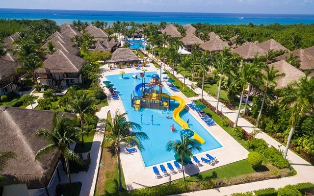 Hotel Allegro Cozumel, parque acuático