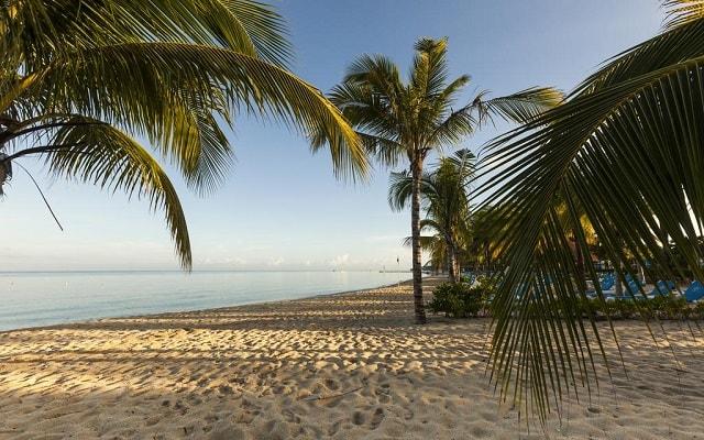 Hotel Allegro Cozumel, acceso directo a la playa