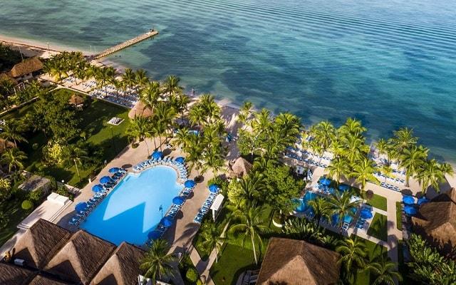 Hotel Allegro Cozumel, servicio de calidad
