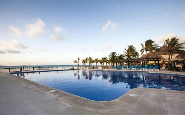Hotel Allegro Playacar, admira la belleza del lugar