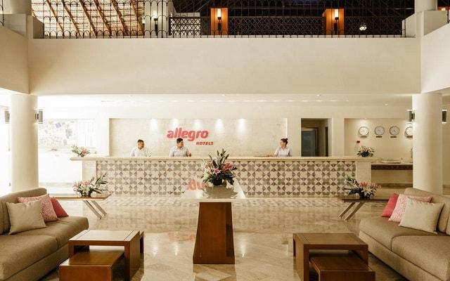 Hotel Allegro Playacar, atención personalizada desde el inicio de tu estancia