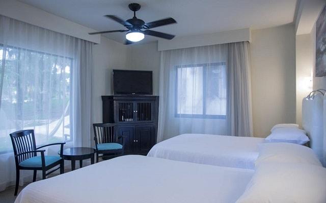 Hotel Allegro Playacar, amplias y luminosas habitaciones