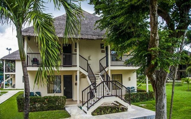Hotel Allegro Playacar, habitaciones ubicadas en bungalows