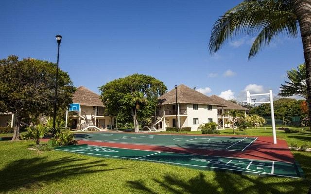 Hotel Allegro Playacar, escenario ideal para practicar deportes