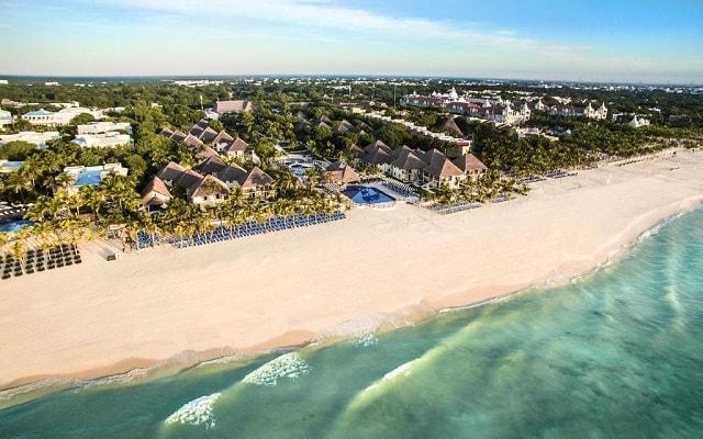 Hotel Allegro Playacar, amenidades en la playa