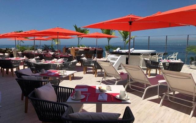 Hotel Almar Resort Luxury LGBT Beach Front Experience, escenario ideal para tus alimentos