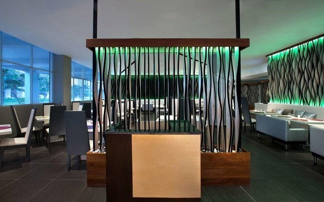 Hotel Aloft Cancún, escenario ideal para tus alimentos