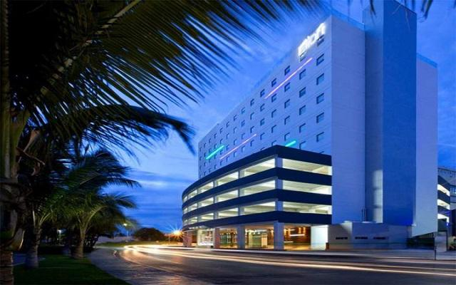 Hotel Aloft Cancún en Zona Hotelera