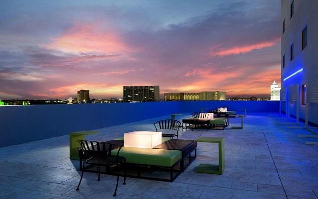 Hotel Aloft Cancún, noches inolvidables