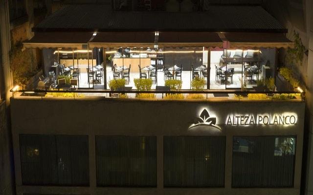 Hotel Alteza Polanco en Polanco