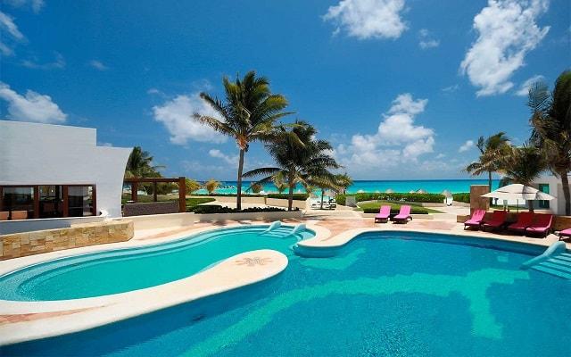 Hotel Altitude by Krystal Grand Punta Cancun-All Inclusive, amenidades en cada lugar