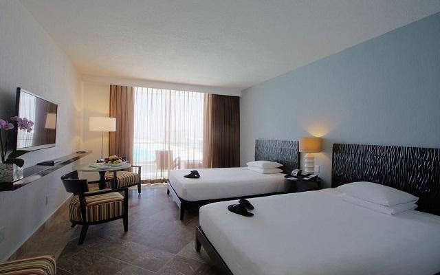 Hotel Altitude by Krystal Grand Punta Cancun-All Inclusive, habitaciones bien equipadas