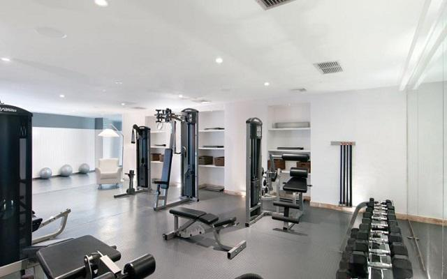 Hotel Altitude by Krystal Grand Punta Cancun-All Inclusive, gimnasio disponible 24 hs