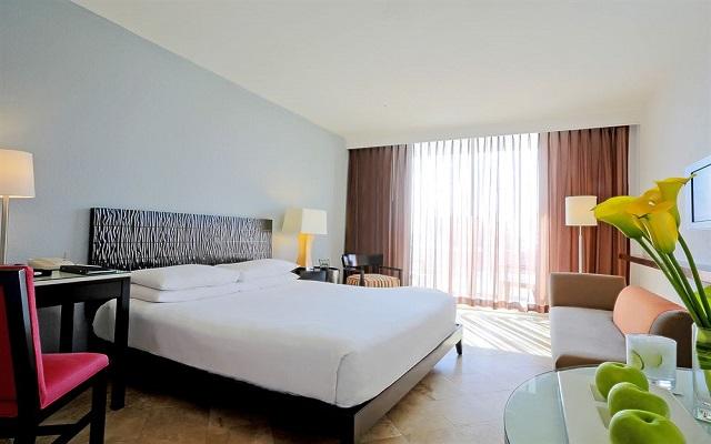 Hotel Altitude by Krystal Grand Punta Cancun-All Inclusive, espacios diseñados para tu descanso
