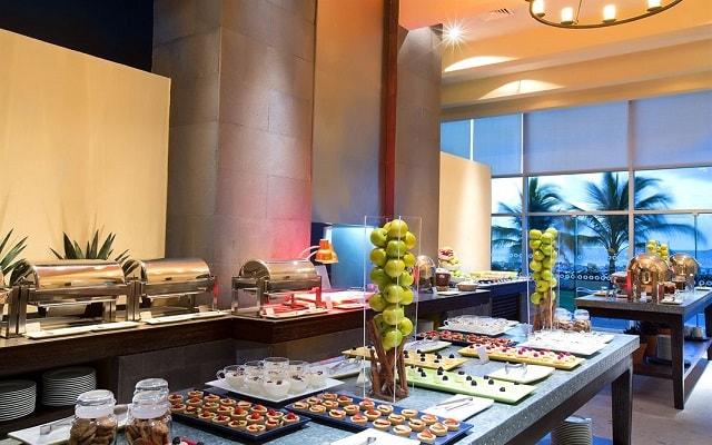 Hotel Altitude by Krystal Grand Punta Cancun-All Inclusive, buena propuesta gastronómica