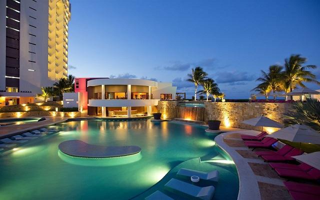 Hotel Altitude by Krystal Grand Punta Cancun-All Inclusive, vistas increíbles