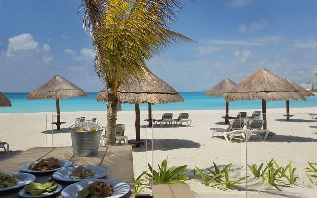Hotel Altitude by Krystal Grand Punta Cancun-All Inclusive, amenidades en cada sitio