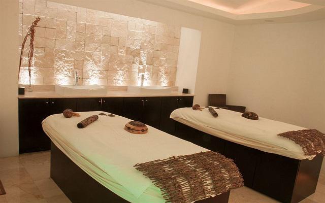 Hotel Altitude by Krystal Grand Punta Cancun-All Inclusive, permite que te consientan en el spa