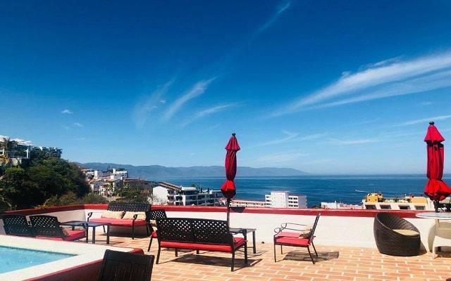 Hotel Amaca Sólo Adultos Zona Romántica, admira vistas hermosas de la ciudad