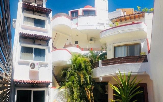 Hotel Amaca Sólo Adultos Zona Romántica, buena ubicación