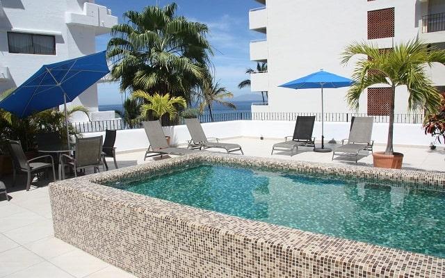 Hotel Amapas Apartments, disfruta de su alberca