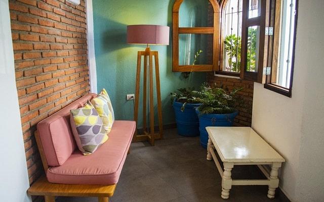 Hotel Amapas Apartments, espacios de diseño