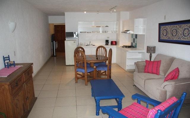 Hotel Amapas Apartments, habitaciones con todas las amenidades