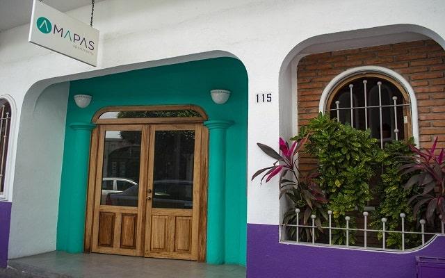 Hotel Amapas Apartments, buena ubicación