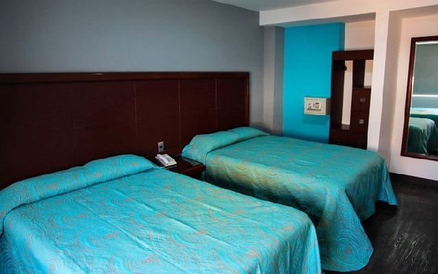 Hotel Ambassador México, espacios diseñados para tu descanso