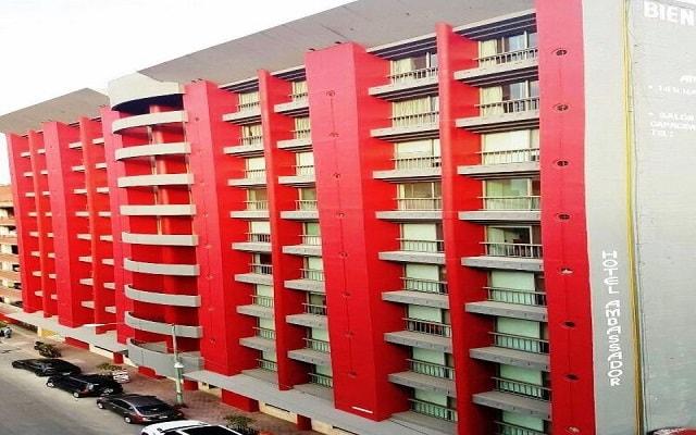 Hotel Ambassador México en Reforma