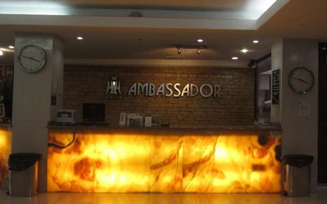 Hotel Ambassador México, atención personalizada desde el inicio de tu estancia