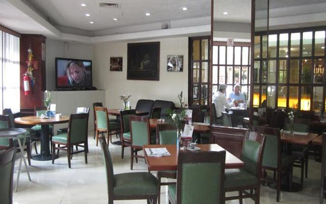 Hotel Ambassador México, escenario ideal para tus alimentos