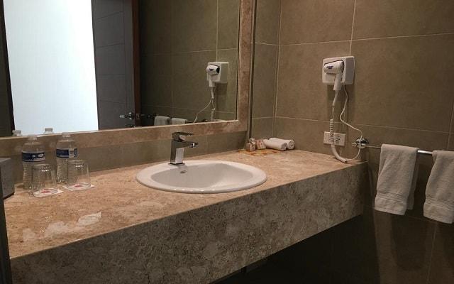 Hotel Ambiance Suites Cancún, amenidades de calidad